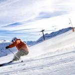 esqui alto campoo gopro