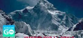 Nos vamos al K2!!!