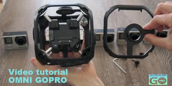 Manual Omni GoPRO. Vídeos 360 grados