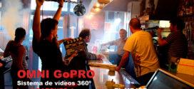 6 razones por las que utilizar OMNI GoPRO y no otros soportes 360 grados u otras cámaras