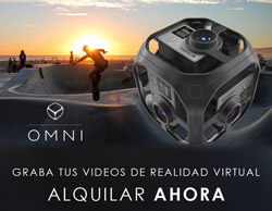 Grabar videos de realidad virtual