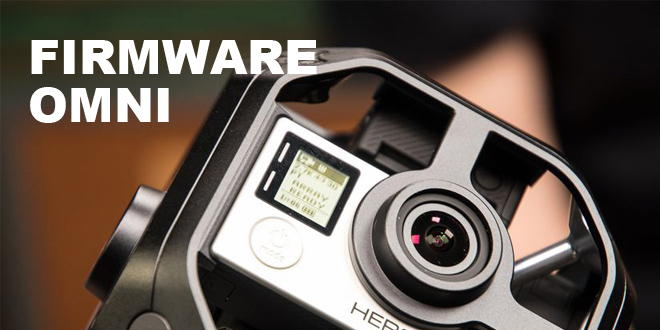 OMNI GoPRO y el Firmware de sus cámaras
