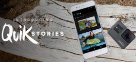 QuickStories: la nueva edición de vídeos GoPRO