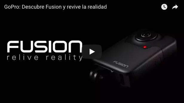 GoPro Fusión: preguntas frecuentes