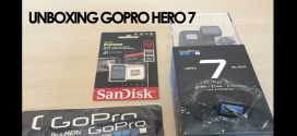 Unboxing GoPRO Hero 7 Black Edition