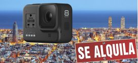 Alquilar GoPRO Hero 8 Black en Barcelona
